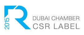 dubai chamber csr label